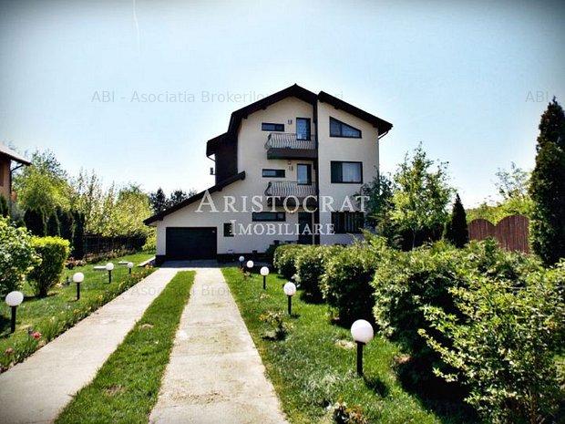 Vanzare vila in Corbeanca - imaginea 1