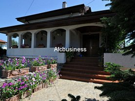 Casa de vânzare 4 camere, în Snagov, zona Central