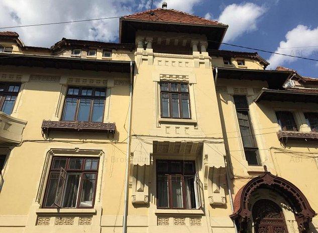 Etaj vila | Eminescu | Dacia | 190mp | Office  | 5 Camere - imaginea 1