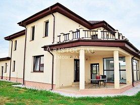 Casa de închiriat 5 camere, în Baloteşti, zona Nord