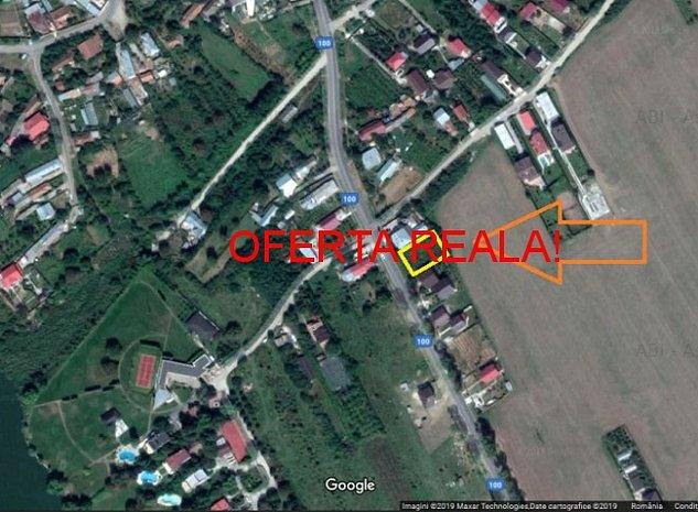 Teren Zona Ganeasa 808mp,d=26ml! - imaginea 1