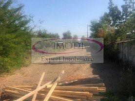 Teren constructii de vânzare, în Mogoşoaia, zona Central
