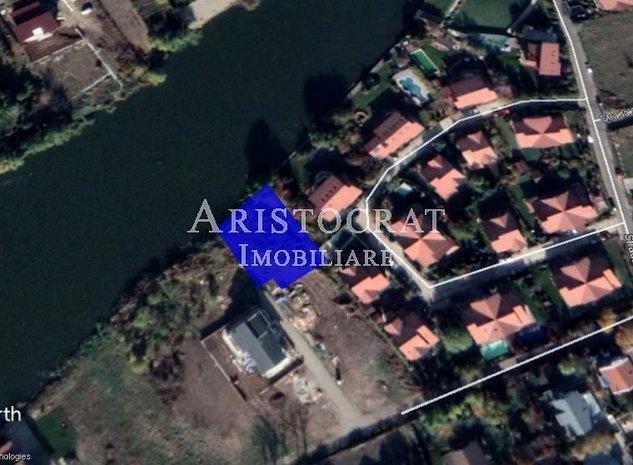 Teren la lac Corbeanca - imaginea 1