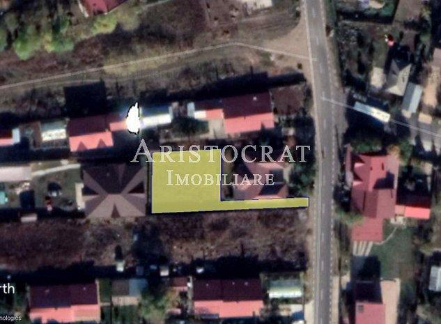 Teren casa Corbeanca - imaginea 1