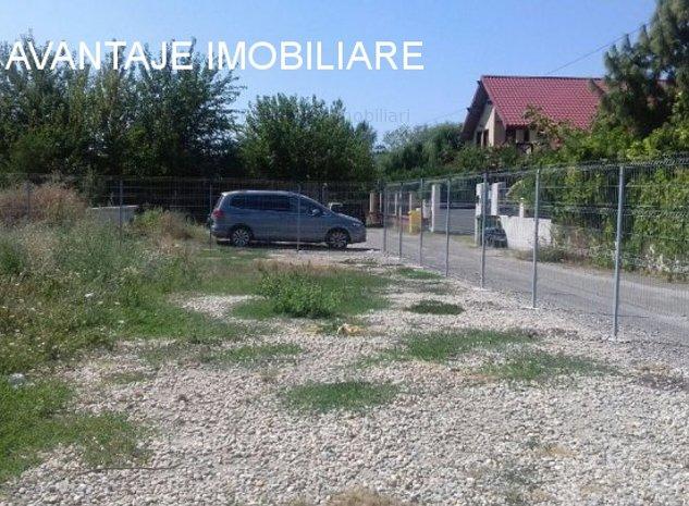 Teren intravilan - stradal - Pipera - Iancu Nicolae - imaginea 1