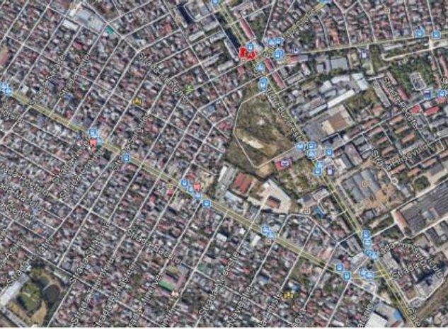 Teren construibil pentru dezvoltare imobiliara - imaginea 1
