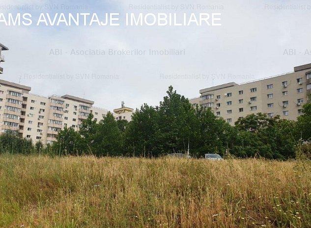 Teren intravilan - stradal - Mihai Bravu - Vitan - imaginea 1