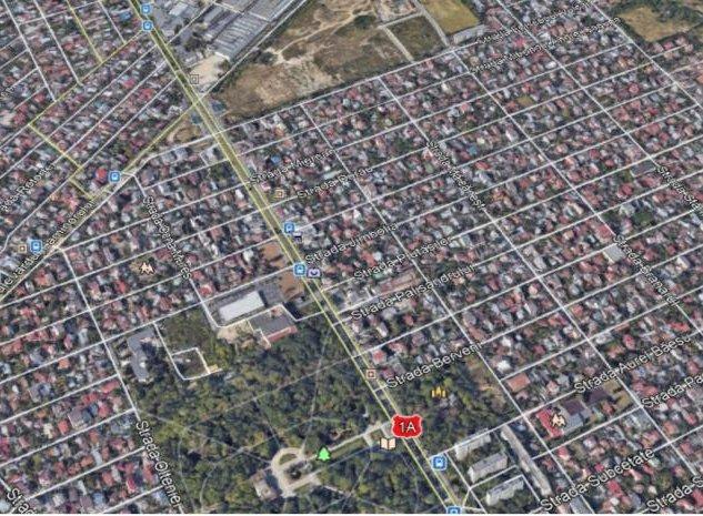 Vanzari teren vila in zona Bucurestii Noi - imaginea 1