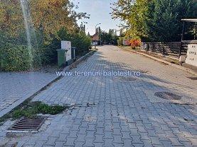 Teren constructii de vânzare, în Baloteşti, zona Central
