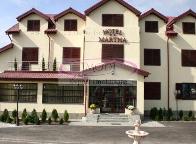 Inchiriez hotel 2 stele Mogosoaia, DN1A - stradal, 18 camere - imaginea 1