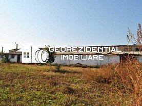 Vânzare spaţiu industrial în Tulucesti