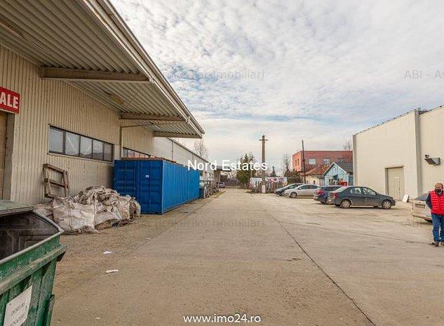 Hala industriala de productie mixta, in Magurele, investitie - imaginea 1
