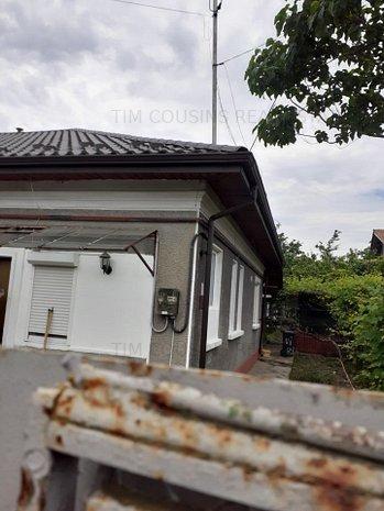Voluntari-Primărie, vânzare casă libera, renovată, 135000 neg. - imaginea 1