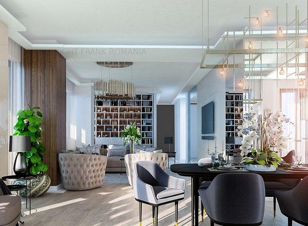 Calea Victoriei: Apartamente lux 2 si 3 camere