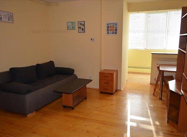 Apartament cu 1 Camera de Inchiriat in Zona Aleea Carpati. - imaginea 1
