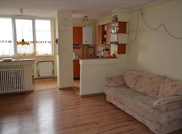 Apartament cu 1 Camera de Vanzare in Zona Aleea Carpati - imaginea 1
