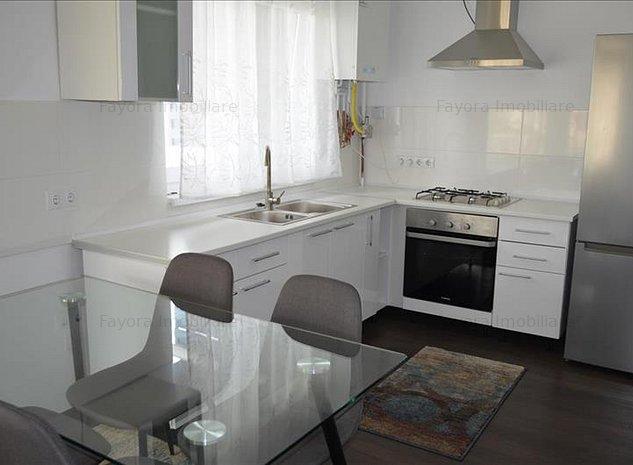 Penthouse Nou Mobilat si Utilat Modern de Vanzare in Zona Unirii - imaginea 1