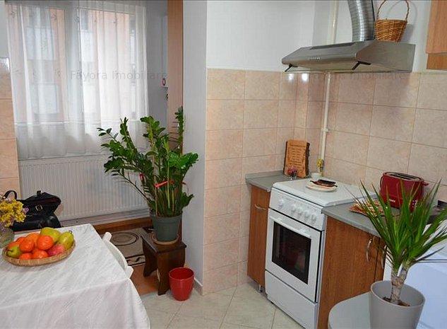 Apartament Mobilat si Utilat cu 1 Camera de Vanzare in Zona Mureseni - imaginea 1