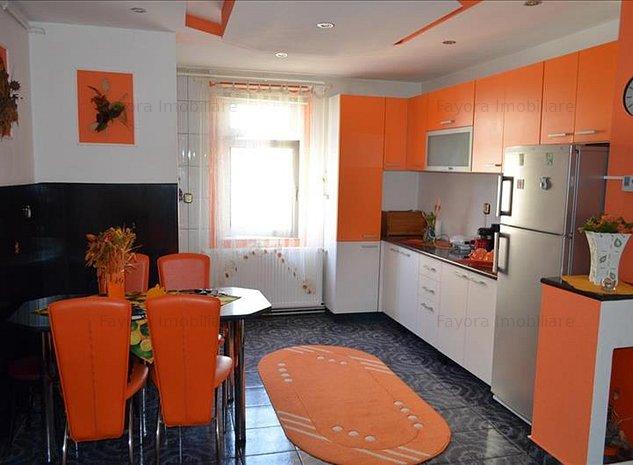 Apartament Modern cu 3 Camere de Inchiriat in Zona Pandurilor - imaginea 1