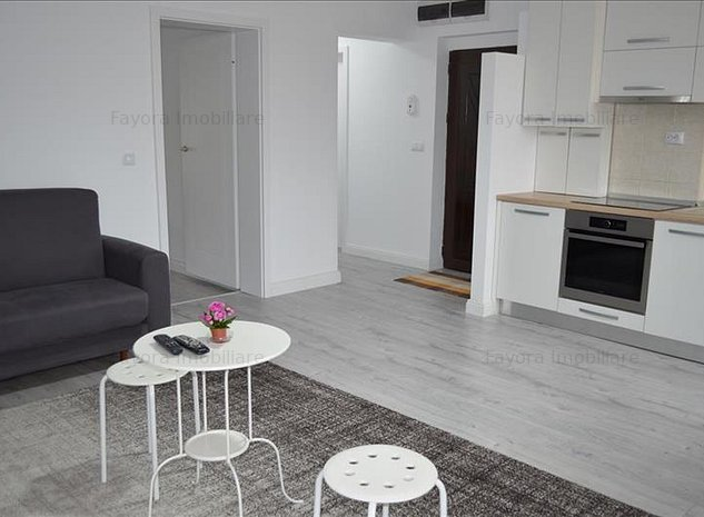 Apartament 3 Camere Mobilat si Utilat de Inchiriat in Zona 7 Noiembrie - imaginea 1
