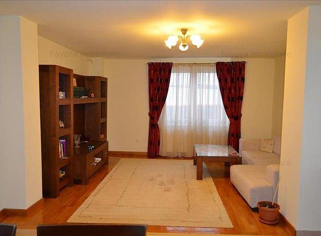 Apartament cu 3 Camere de Inchiriat in Zona Pandurilor - imaginea 1