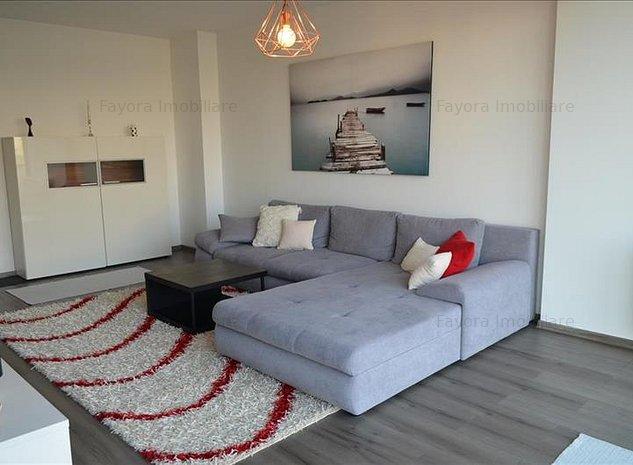 Apartament Nou cu 2 Camere de Inchiriat in Zona Tudor - imaginea 1