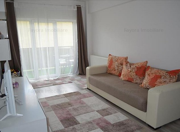 Apartament Nou 2 Camere si Parcare Privata de Inchiriat in Zona Tudor - imaginea 1