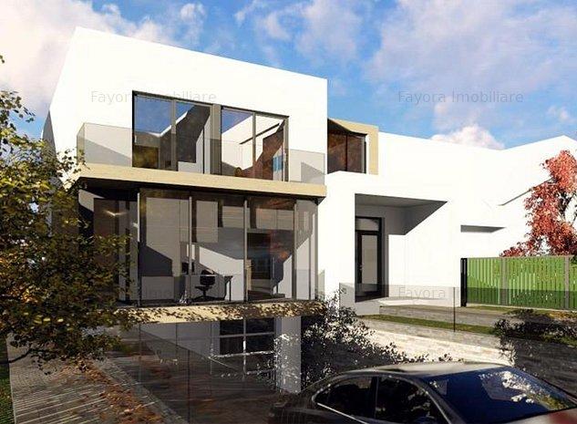 Casa cu Teren si Proiect Nou de Vanzare in Zona Platoul Cornesti - imaginea 1