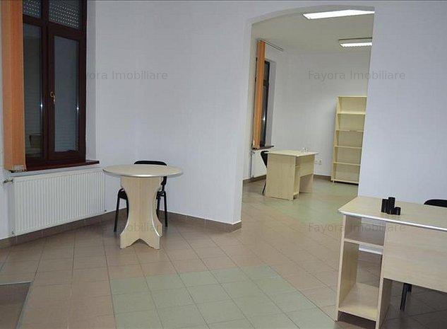 Spatiu pentru Birouri de Inchiriat in Zona Semicentrala - imaginea 1