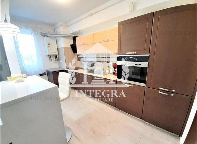 Apartament cu 3 camere in bloc Nou si cu Parcare, Marasti - imaginea 1