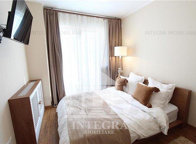 Apartament Finisat  cu 2 camere de vanzare  zona Calea Turzii ! - imaginea 1