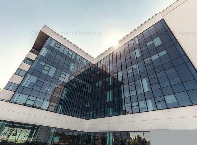 Spatiu birouri Pipera - Floreasca  1000 mp - imaginea 1