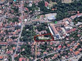 Teren constructii de vânzare, în Sibiu, zona Sub Arini