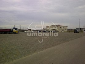 Vânzare spaţiu industrial în Paulesti
