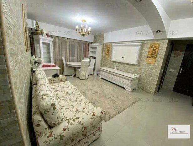 Unirii- Fantani,ap.3 camere, etaj 4/8,mobilat si renovat - imaginea 1
