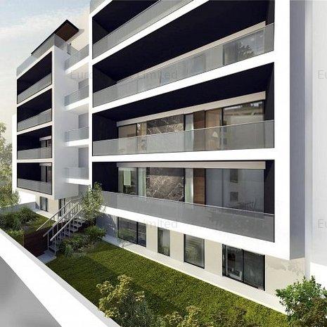 KISELEFF - PARC, IMOBIL LUX, 3 camere + Terasa + Gradina Proprie + 1 Loc parcare - imaginea 1