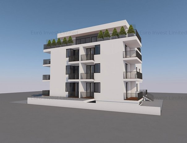 Baba Novac Campia Libertatii, garsoniera decomandata cu terasa 44 mp - imaginea 1