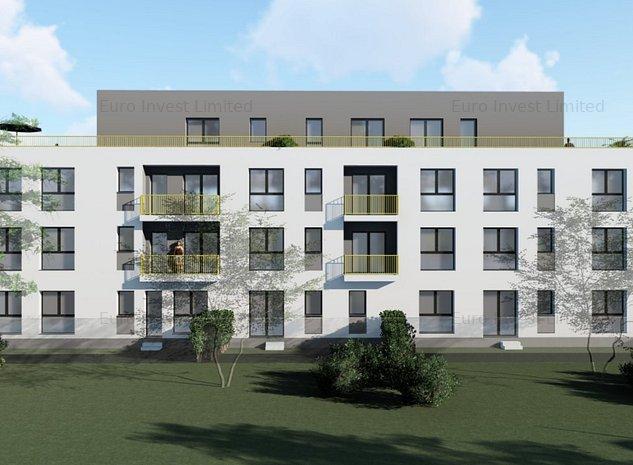 Pallady - 1 Decembrie 1918, apartament 3 camere cu gradina de 95 mp - imaginea 1