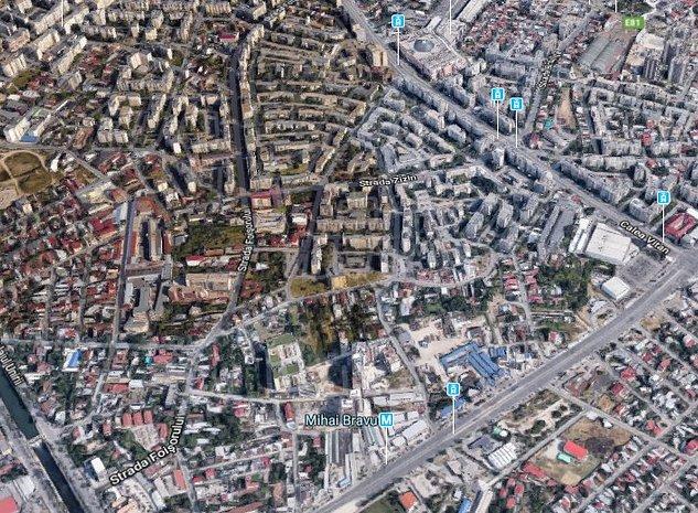 Zona Vitan Mall-Metrou Mihai Bravu - imaginea 1