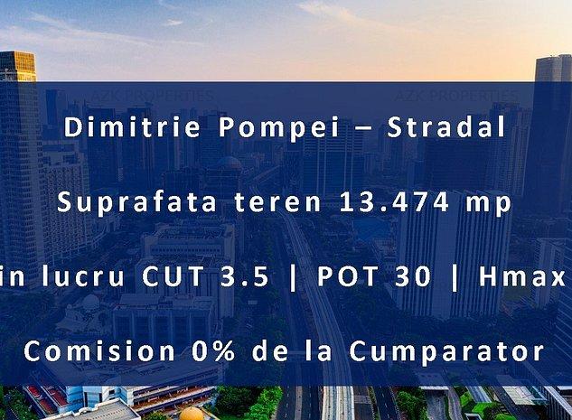 Comision 0% - Teren Dimitrie Pompei Stradal | CUT 3.5 - imaginea 1