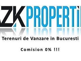 Teren constructii de vânzare, în Bucureşti, zona Calea Victoriei
