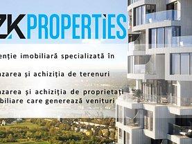 Teren constructii de vânzare, în Bucureşti, zona Şoseaua Nordului