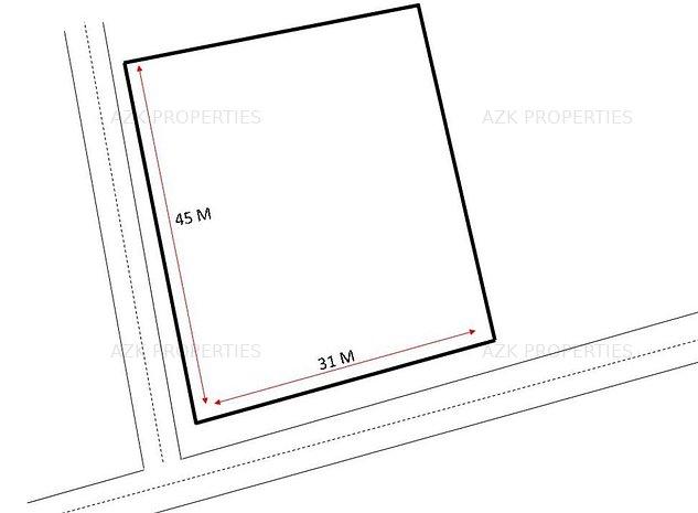 Comision 0 % - Teren 1.700 MP - Cartierul Francez | Ideal Rezidential Premium - imaginea 1
