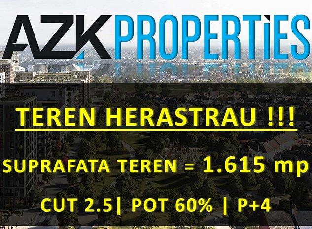 Teren 1.615 MP - Herastrau Park | COMISION 0% - imaginea 1