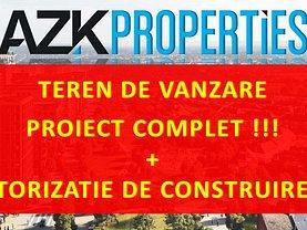 Teren constructii de vânzare, în Bucuresti, zona P-ta Unirii