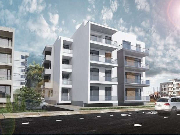 LYD Residence - apartament de vacanta langa plaja Kazeboo - imaginea 1