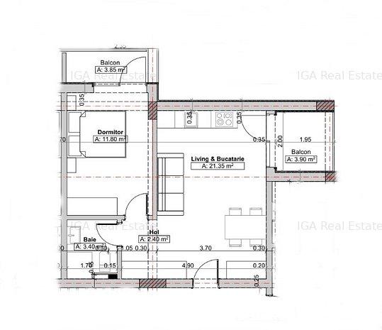 LYD Residence - apartament de vacanta langa plaja Kazeboo - imaginea 2