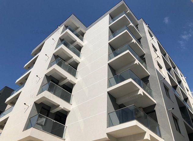 Apartament finisat in bloc finalizat si conectat la utilitati | Langa plaja - imaginea 1