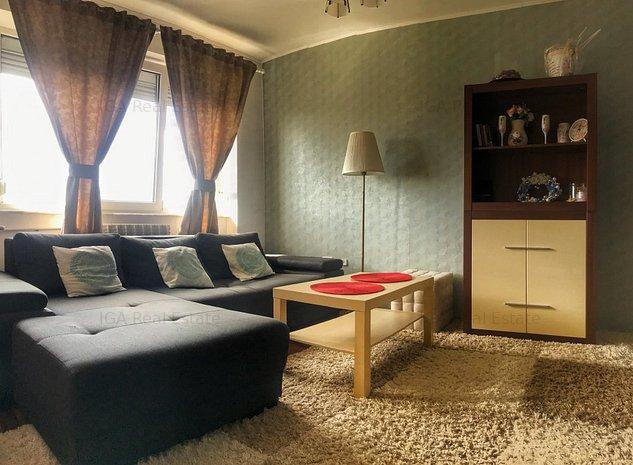 Piata Ovidiu-Apartament 3 camere ultracentral - imaginea 1