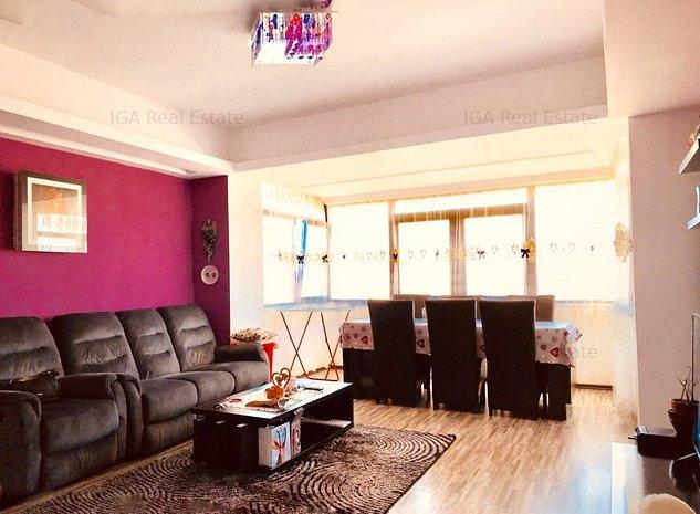 Km 4-5-Apartament 3 camere cu finisaje ultra-premium|Gaze|Parcare|Vedere la mare - imaginea 1